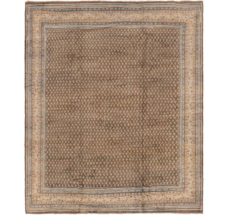 6' 4 x 9' 8 Botemir Persian Rug