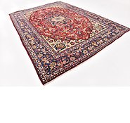 Link to 8' 8 x 11' 8 Isfahan Persian Rug