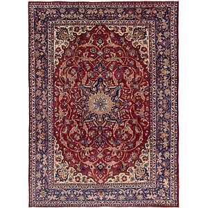 Link to 8' 8 x 11' 8 Isfahan Persian Rug page