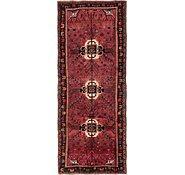 Link to 4' 3 x 10' Hamedan Persian Runner Rug
