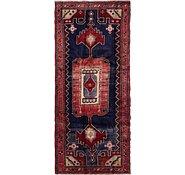 Link to 4' 5 x 9' 9 Hamedan Persian Runner Rug