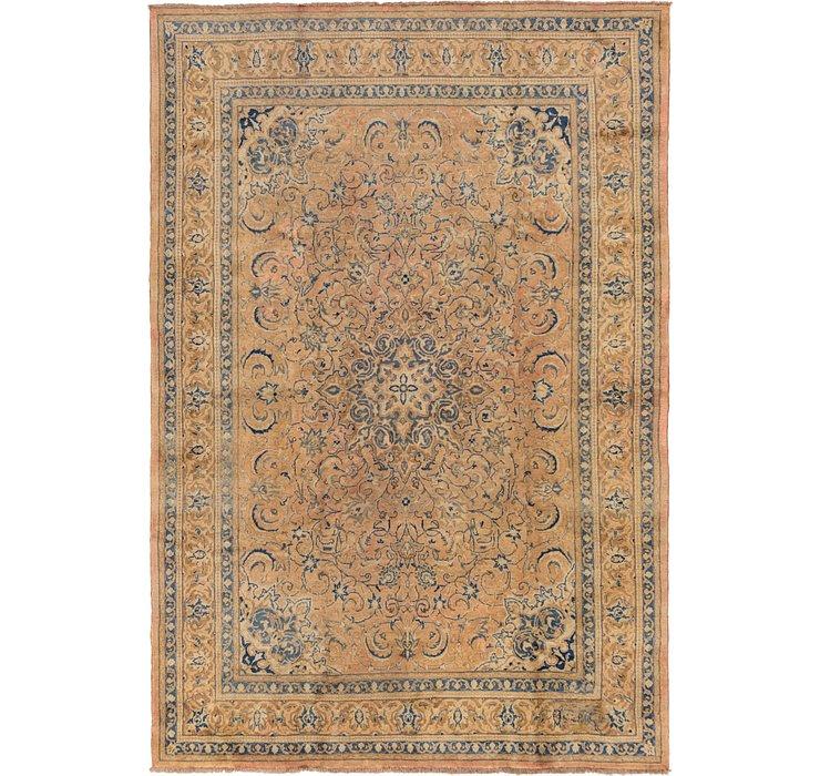 8' 8 x 12' 8 Mahal Persian Rug