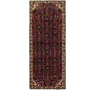 Link to 70cm x 165cm Hossainabad Persian Runner Rug