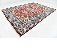 Link to 9' 6 x 13' 6 Isfahan Persian Rug