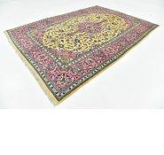 Link to 7' x 10' 2 Kashan Persian Rug