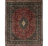Link to 9' 10 x 11' 7 Mashad Persian Rug