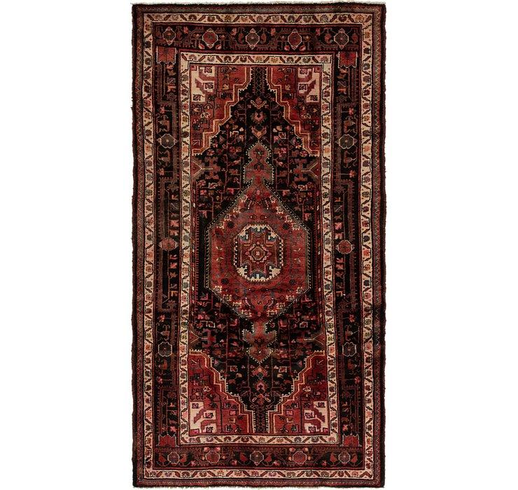 152cm x 275cm Tuiserkan Persian Rug