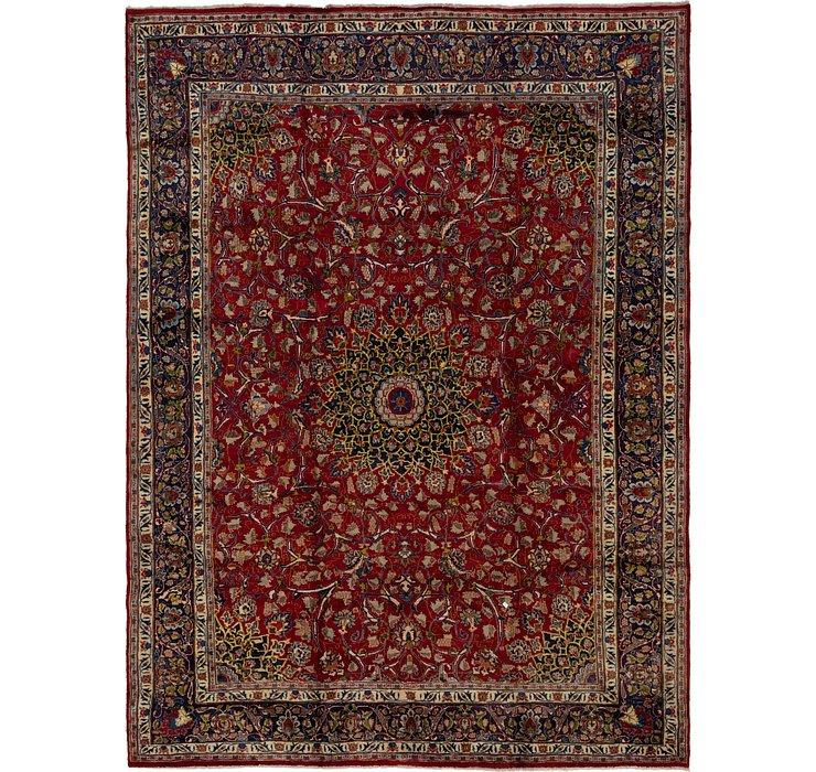 9' 5 x 12' 9 Kashmar Persian Rug