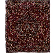 Link to 6' 8 x 7' 9 Mashad Persian Square Rug