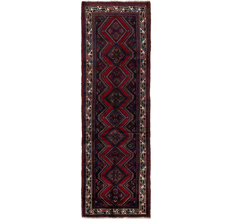 3' 3 x 10' 4 Chenar Persian Runner Rug