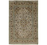 Link to 8' x 11' 7 Kashan Persian Rug