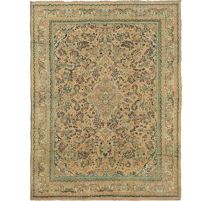 9' 8 x 12' 7 Mahal Persian Rug