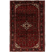 Link to 6' 10 x 10' Hossainabad Persian Rug
