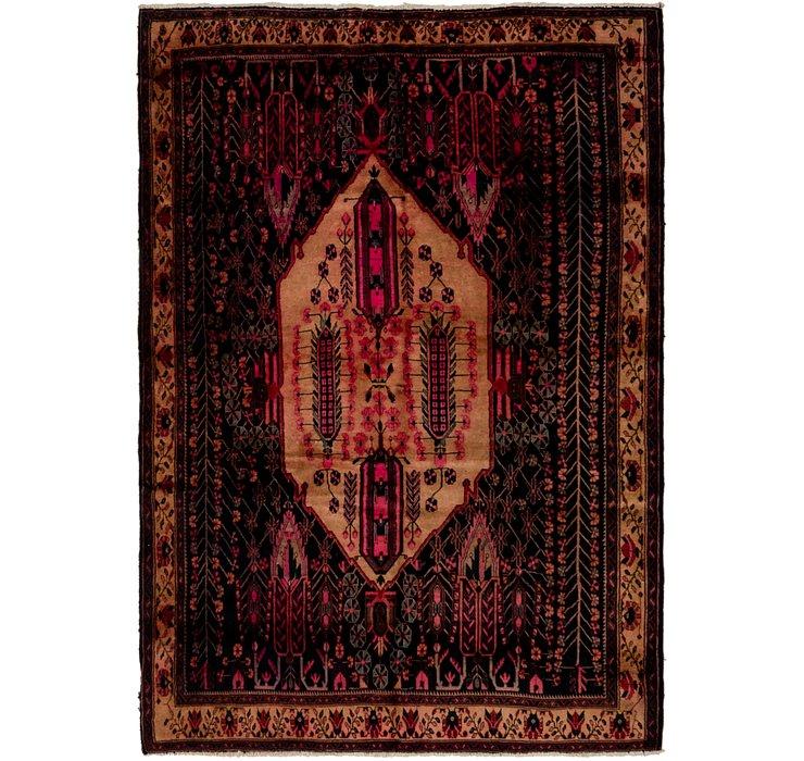 6' 4 x 9' 2 Koliaei Persian Rug