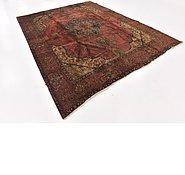 Link to 8' 3 x 11' Tabriz Persian Rug