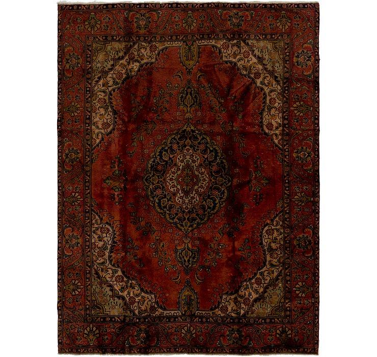 8' 3 x 11' Tabriz Persian Rug