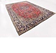 Link to 8' 7 x 13' 2 Isfahan Persian Rug