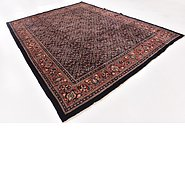 Link to 8' 9 x 12' Farahan Persian Rug