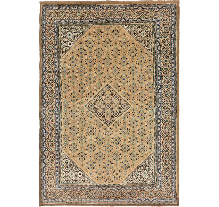 HandKnotted 9' 7 x 13' 6 Farahan Persian Rug
