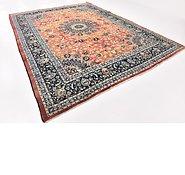 Link to 9' 10 x 13' 5 Kashmar Persian Rug