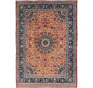 Link to 9' 10 x 13' 5 Kashmar Persian Rug