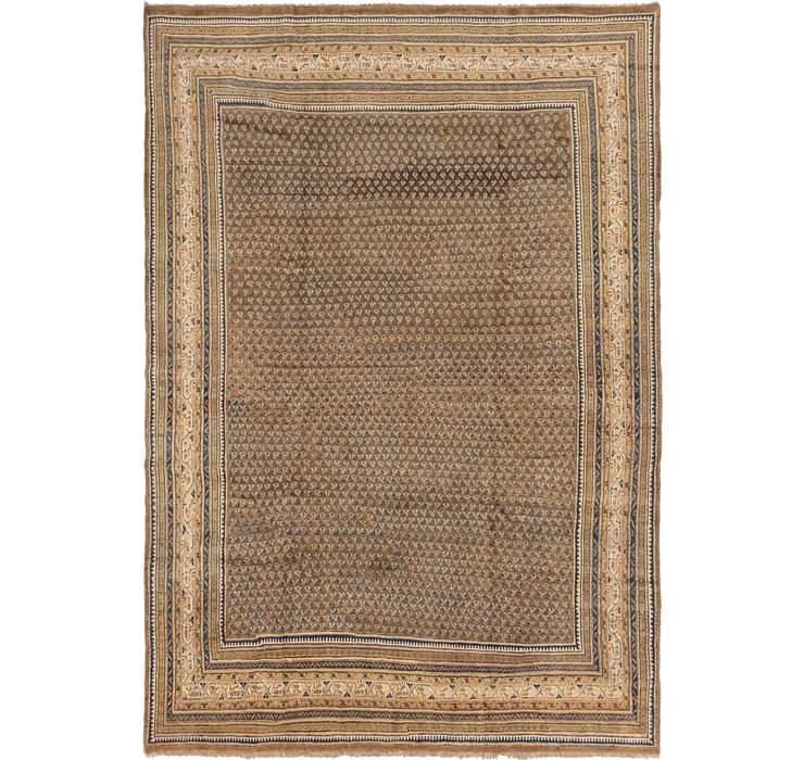 8' 6 x 12' 4 Botemir Persian Rug