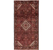 Link to 163cm x 330cm Hossainabad Persian Runner Rug