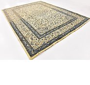 Link to 9' 8 x 12' 10 Kashmar Persian Rug