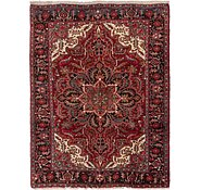 Link to 7' x 9' 3 Heriz Persian Rug