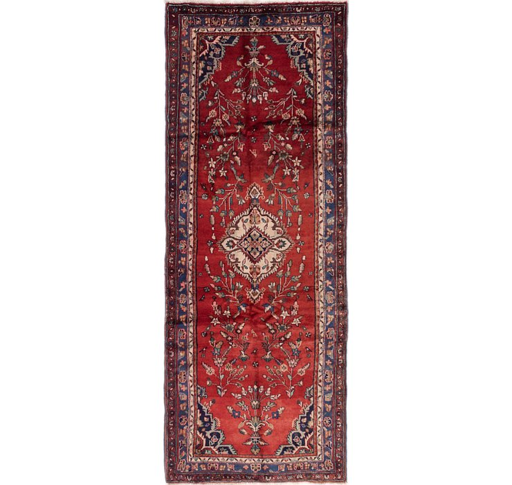 HandKnotted 3' 9 x 9' 5 Liliyan Persian Runner ...