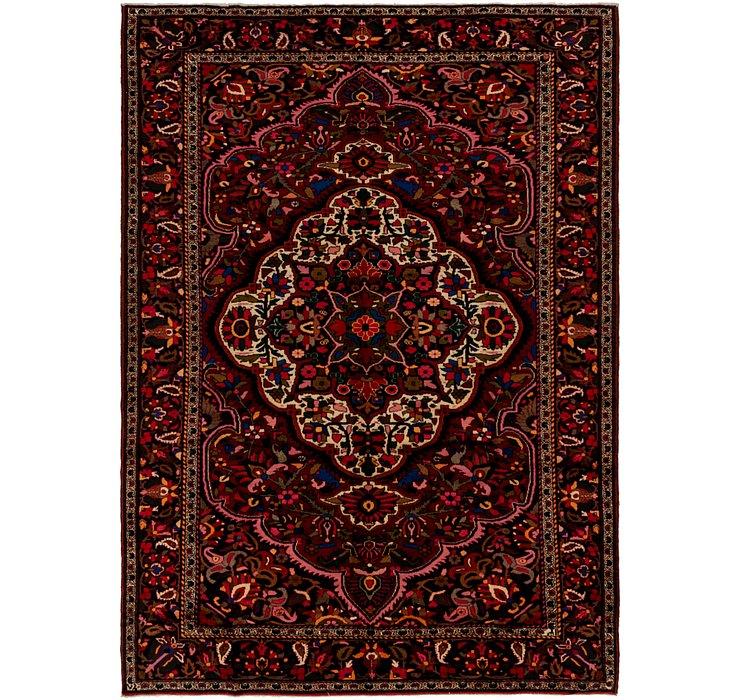 7' 2 x 10' 2 Bakhtiar Persian Rug