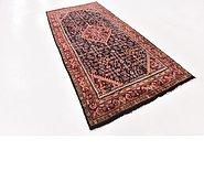 Link to 132cm x 275cm Farahan Persian Runner Rug