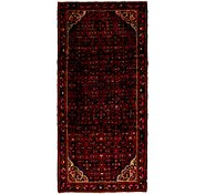 Link to 4' x 9' Hossainabad Persian Runner Rug
