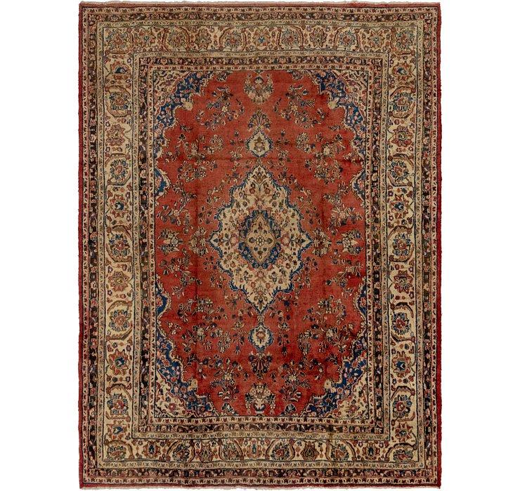 9' 8 x 13' 2 Shahrbaft Persian Rug