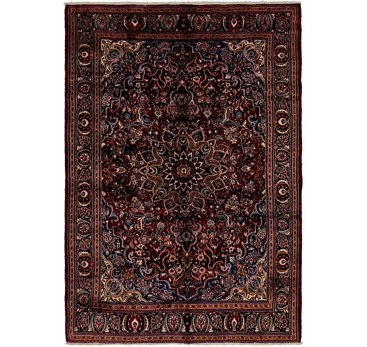 6' 10 x 9' 10 Mashad Persian Rug