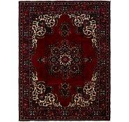 Link to 8' 6 x 11' Tabriz Persian Rug