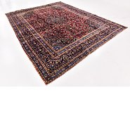 Link to 9' 5 x 12' 6 Mashad Persian Rug