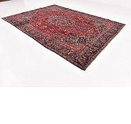 Link to 9' 3 x 11' 3 Mashad Persian Rug