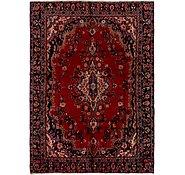 Link to 193cm x 275cm Hamedan Persian Rug