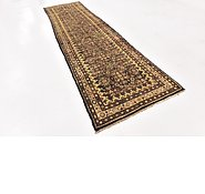 Link to 4' x 14' 3 Hossainabad Persian Runner Rug