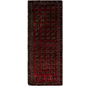 Link to 3' 6 x 9' 2 Shiraz Persian Runner Rug