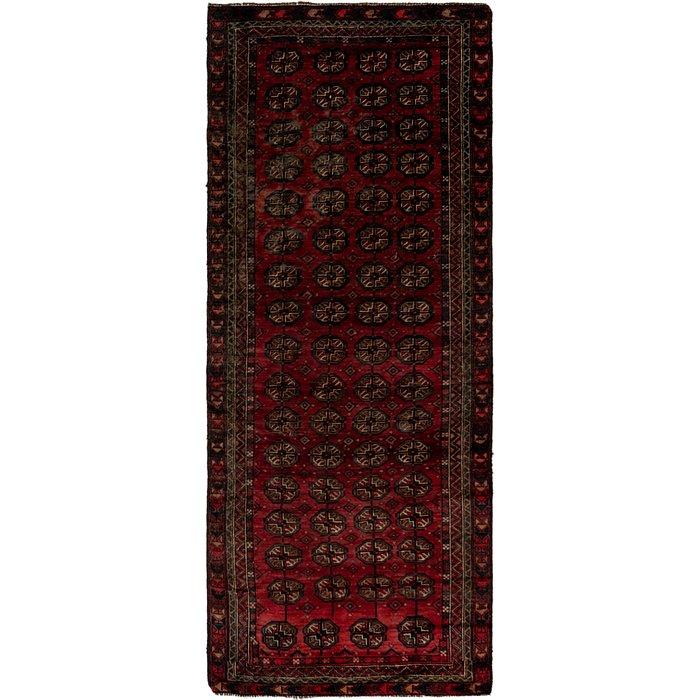 3' 6 x 9' 2 Shiraz Persian Runner Rug