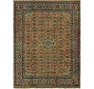 Link to 9' 4 x 12' 4 Farahan Persian Rug