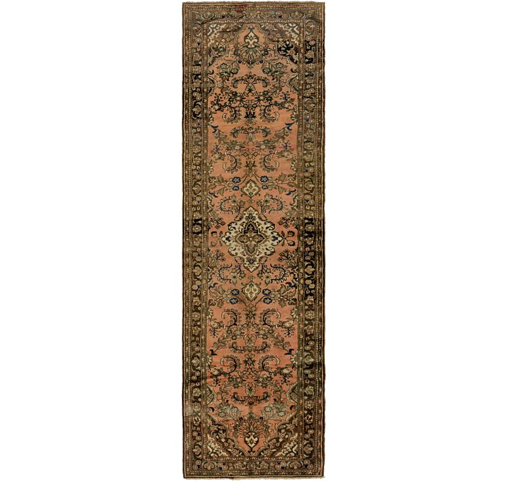 3' 8 x 13' 2 Liliyan Persian Runner ...