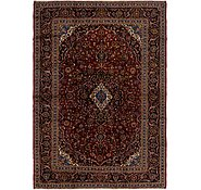 Link to 9' 7 x 13' 8 Kashan Persian Rug