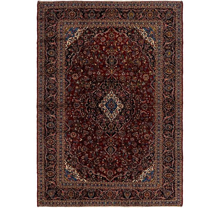 9' 7 x 13' 8 Kashan Persian Rug