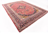Link to 9' 9 x 13' 4 Mashad Persian Rug