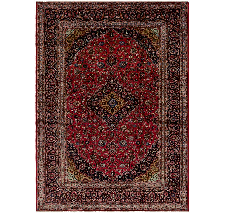 HandKnotted 9' 9 x 13' 4 Mashad Persian Rug