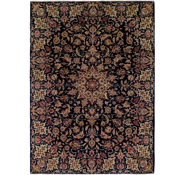 8' 9 x 12' 2 Kashan Persian Rug