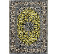 Link to 8' 2 x 11' 2 Kashan Persian Rug